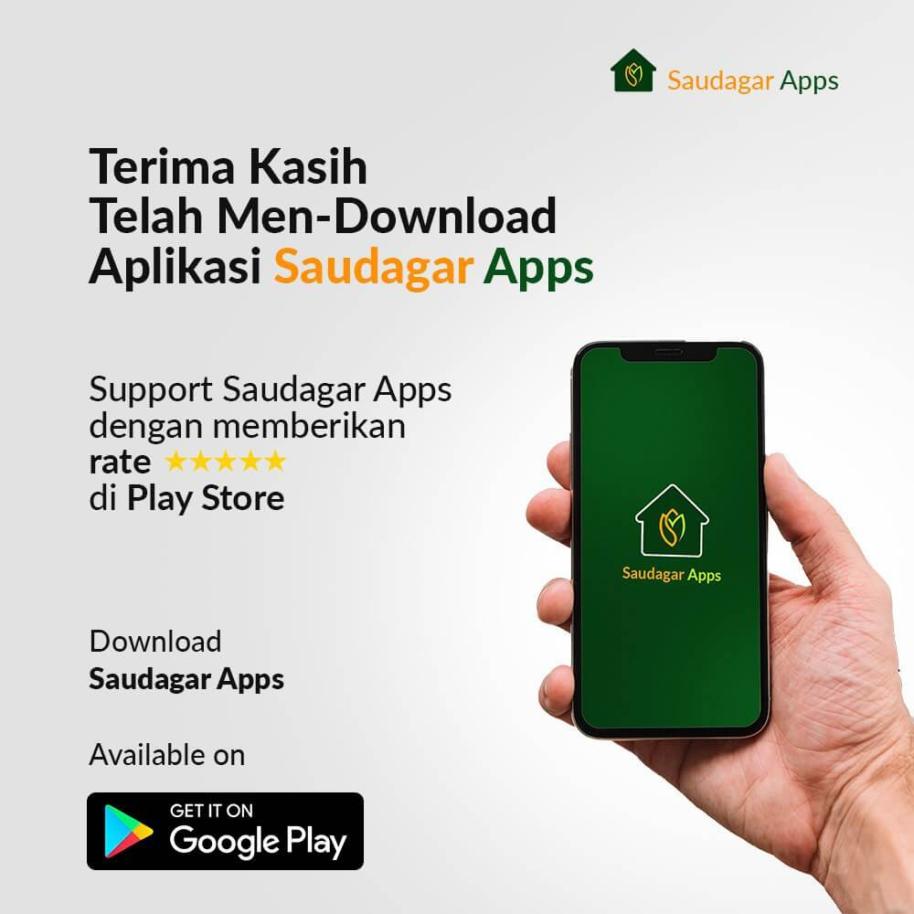 saudagar apps rating